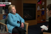Clinton addresses campaign meltdown rumors