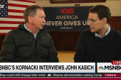 Kasich boasts of superior ground game in NH