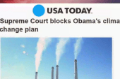 SCOTUS blocks Obama's climate plan