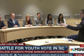 Battling for the youth vote in SC