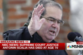 Supreme Court Justice Scalia dead at 79