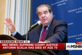 SCOTUS loses prominent voice with Scalia loss