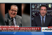 Graham: Scalia was a giant loss for...
