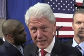 Pres. Clinton: Scalia wasn't a pretender