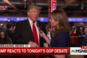 Trump: Jeb's brother has big flaws