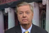 Graham: Trump embraces 'nut job views'