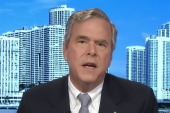 Bush: 'You can be strong and steady'