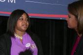 Erica Garner on Sanders: He's a protester