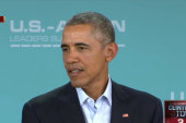 Obama: The Constitution is clear