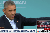 Obama: 'I Intend To Do My Job'