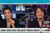 Klobuchar: 'We cannot leave this job open'