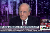 Fmr. Sen. George Mitchell on Supreme Court