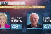 Nevada poll: Democrats in a dead heat