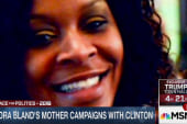 Sandra Bland's mother on supporting Clinton