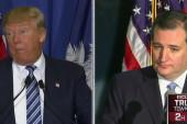Cruz Takes Over Trump in New NBC/WSJ Poll