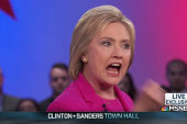 Clinton: 'I will release speeches when...