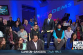 Clinton: Everyone entitled to same rights,...