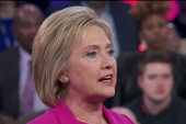 Clinton: 'Women's rights are human rights'