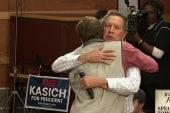 Meet the man who hugged Kasich in SC