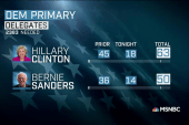 What happens to Nevada's delegates?