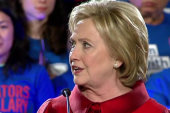 Clinton: 'We never doubted each other'