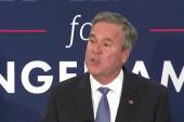 Jeb Bush: I am suspending my campaign