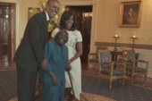 Woman, 106, drops by White House for a dance