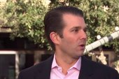 One-on-one with Donald Trump Jr.