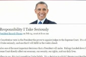 Obama pledges SCOTUS nomination in SCOTUSblog