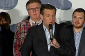 Texas Gov. endorses Cruz