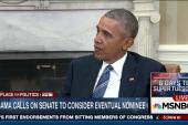 Senate GOP won't act on SCOTUS nominee