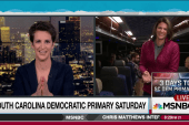 Sanders charts course for delegate victory