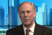 Greg Abbott on why he's endorsing Cruz