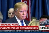 Trump discusses audit, debate performance