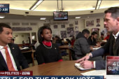 Courting the youth vote at Morehouse College