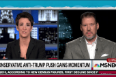 Anti-Trump Republicans find new energy