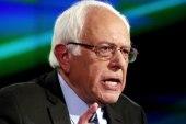 Sanders tries to reach minority voters