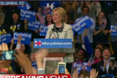 Clinton looks to replicate SC numbers