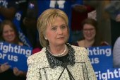 Is Clinton unstoppable ahead of Super...
