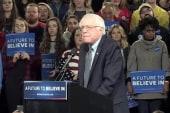 Sanders' environmental justice record...
