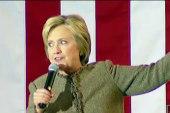 Clinton, Sanders battle for votes in Alabama