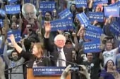 Sanders hopes for Super Tuesday wins