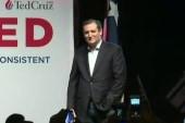 Cruz tries to take Trump down in Virginia