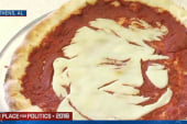 Donald Trump: The pizza