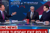 First Super Tuesday Exit Polls