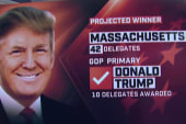 Trump takes MA, AL, TN on Super Tuesday