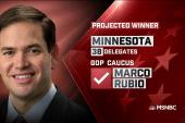 Rubio projected winner of MN GOP caucus
