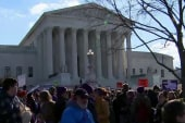 Supreme Court Hears Historic Abortion Case