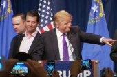 Republican voted Trump to crash own party
