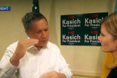 Kasich: People at our events 'feel safe'